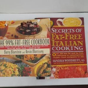 Low Fat Cookbooks
